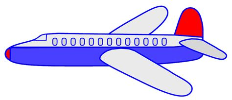 airplane clipart airplane clipart sketch ex lge 19 cm color this