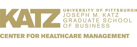 Pitt Mba Healthcare by Center For Healthcare Management Of
