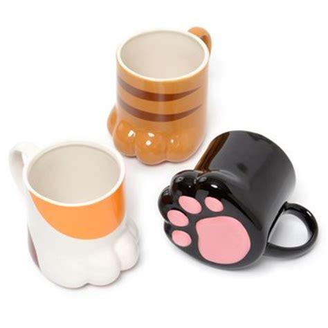 Cat Mug 1 cat paw mug