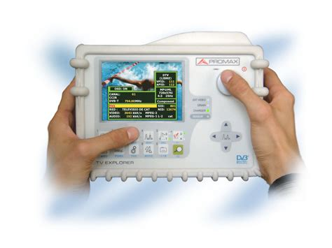 promax tv pattern generator gv 698 the tv explorer promax electronica s l