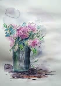 fiori acquarello 74 best fiori frutta in acquerello flowers fruit