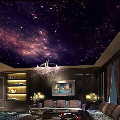 night sky wallpaper bedroom 17 best ideas about ceiling painting on pinterest paint