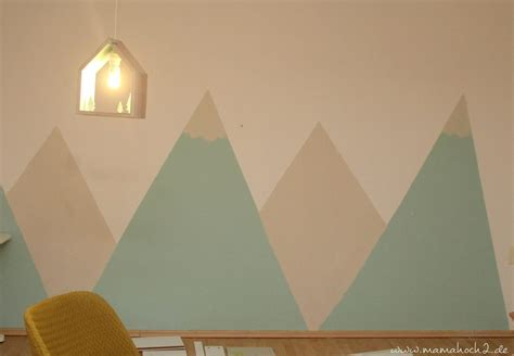 kinderzimmer berge malen wie wir dem kinderzimmer einen skandinavischen stil