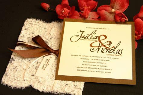 desain kartu undangan pernikahan modern 26 desain kreatif undangan pernikahan ini bikin pengen