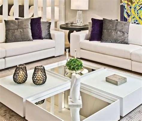 19 ideas para decorar una mesa de centro muebles santa