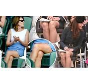 Carole Middleton Flaunts Her Fabulous Legs In Figure