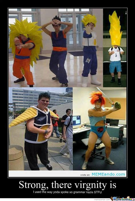 Meme Cosplay - fail male cosplay by seanholmes meme center
