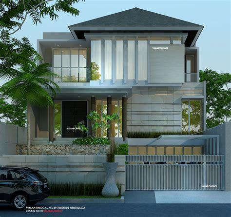 Gambar Desain Atap Rumah Dua Lantai   Gontoh