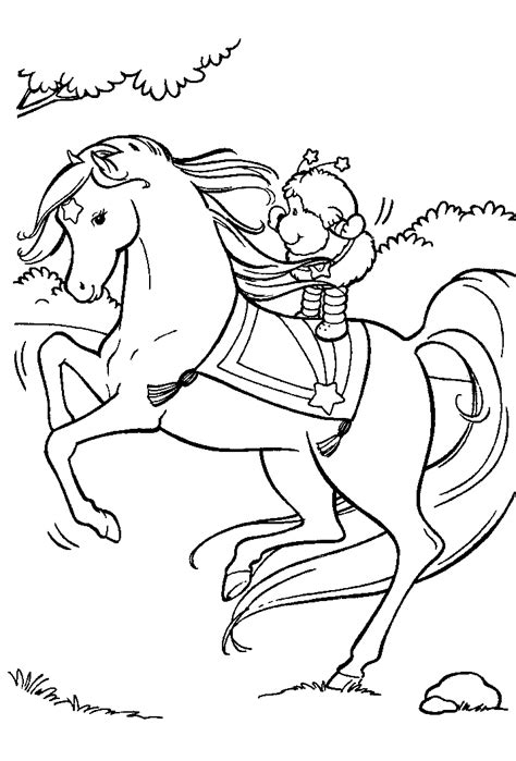 rainbow brite coloring pages free printable rainbow brite coloring pages coloring pages for kids