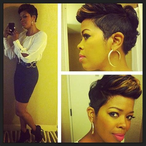 short hair styles worn by malinda williams 17 best images about malinda williams short n sassy on