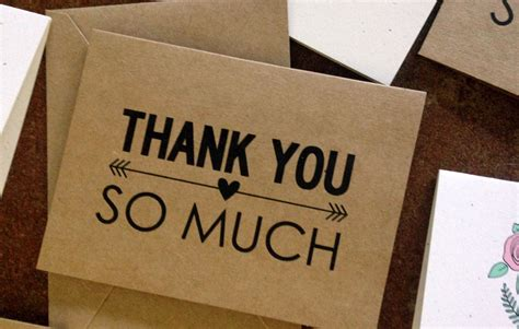 thank you letter for day i wrote a thank you note every day for a week and here s