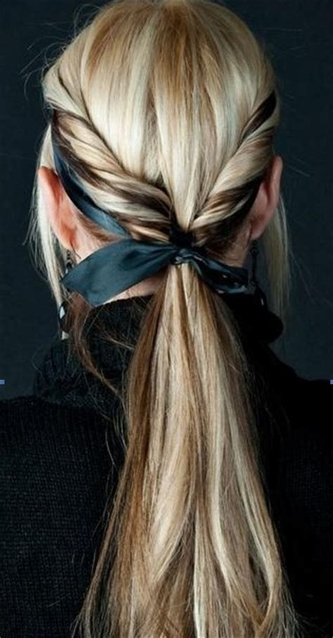 Simple Styles For Braids