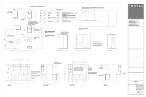 Kitchen Cabinet Plans by 21 Ideas For Sustainable House Design Fontan Architecture