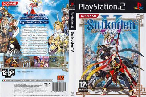 Paket Shin Suikoden 2 3 4 review mejores juegos ps2 por categor 237 as taringa