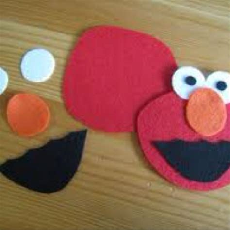 Elmo Glasses White 1000 images about sesame crafts on sesame craft sticks and
