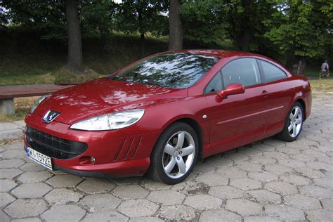 peugeot 407 coupe 2007 2007 peugeot 407 coupe pictures information and specs