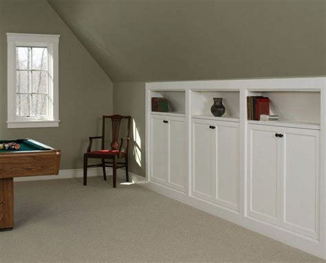 build  knee wall storage dresser diy projects