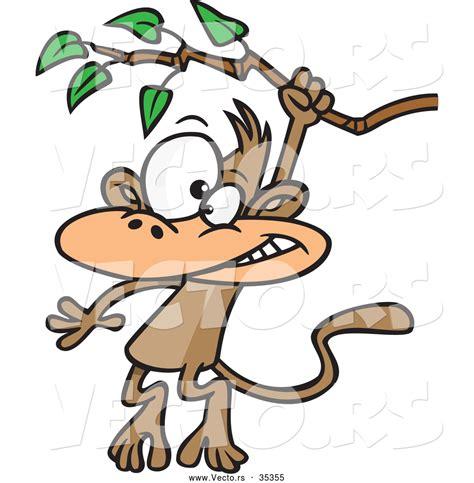 cartoon monkey swinging pin cartoon monkey swinging image search results on pinterest