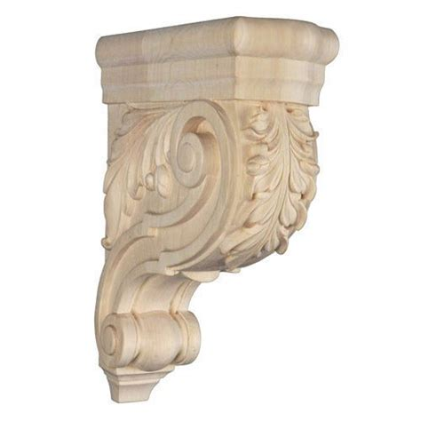 12 Inch Corbels Legacy Signature 12 Inch Acanthus Leaf Corbel