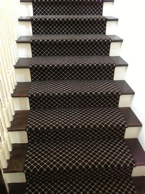 treppen teppich sisal treppen stufenmatten und passende l 228 ufer teppiche