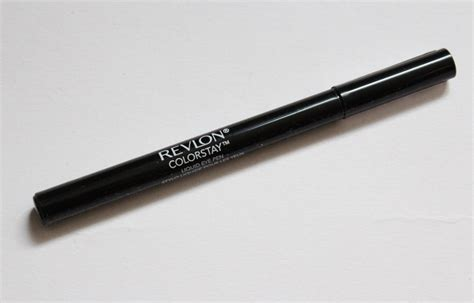 revlon colorstay liquid pen eyeliner review in my