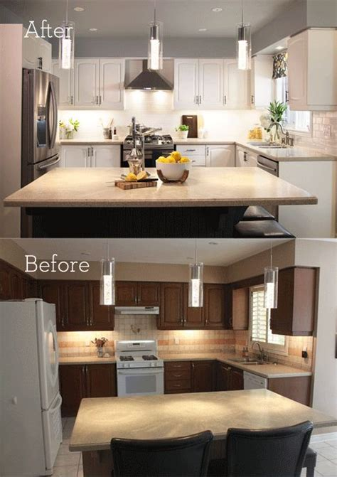 budget kitchen makeovers kitchen makeover on a budget tips by leigh allaire