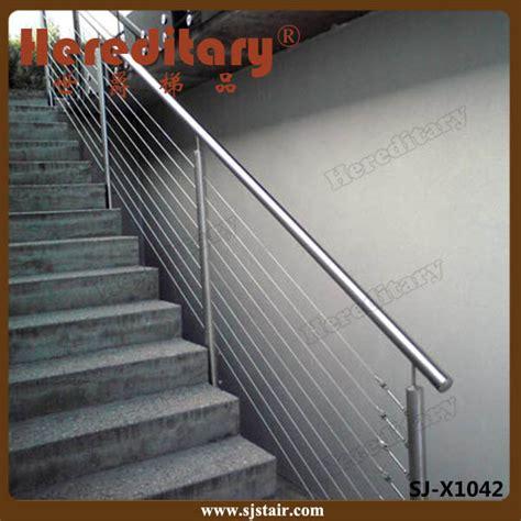barandilla cable acero barandas de escaleras y pasamanos posici 243 n y material de