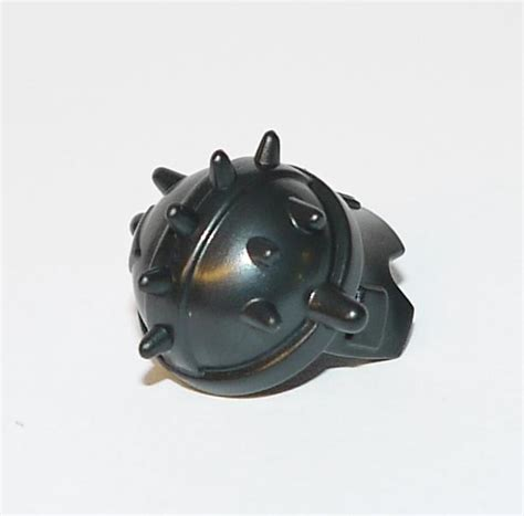 Part Lego Minifigures Headgear Helmet 246 brickwarriors goblin helmet black headgear lego