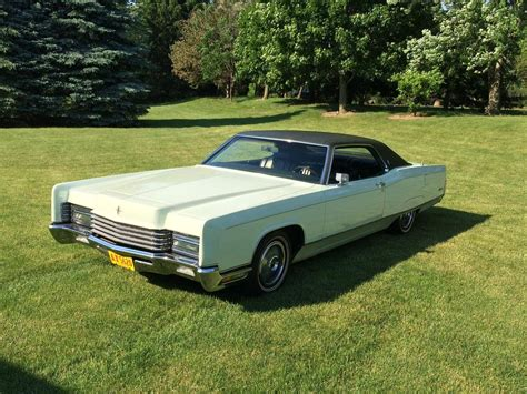 lincoln continental coupe for sale 1970 lincoln continental for sale 1935037 hemmings