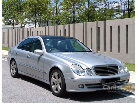 how it works cars 2006 mercedes benz e class electronic throttle control mercedes benz e280 2006 avantgarde 3 0 in penang automatic sedan silver for rm 59 500 3675131