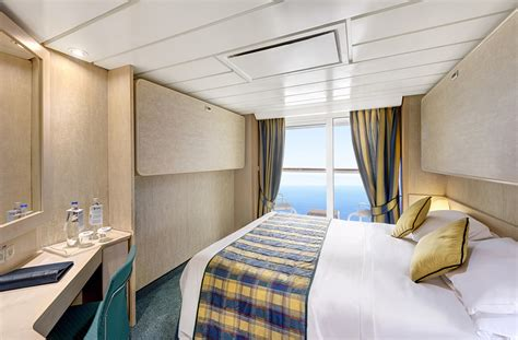 msc fantastica cabine cat 233 gories et cabines du bateau msc armonia msc