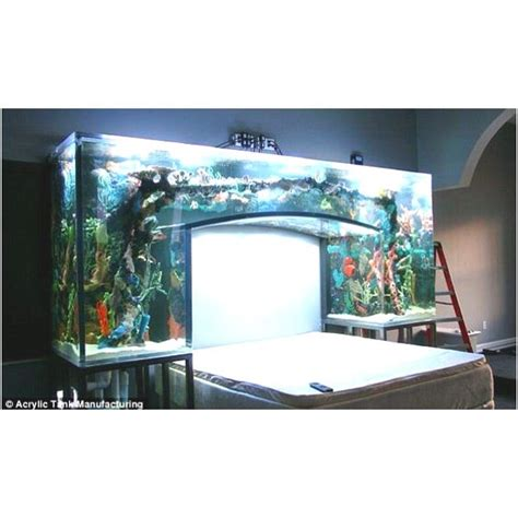 fishtank bedroom aquarium bedroom from tv show tanked i want one for the home pinterest tvs