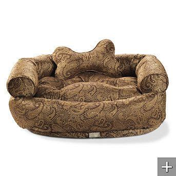 frontgate dog beds comfy couch dog bed from frontgate lola