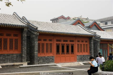 chinese home traditional chinese houses photo hutong area beijing