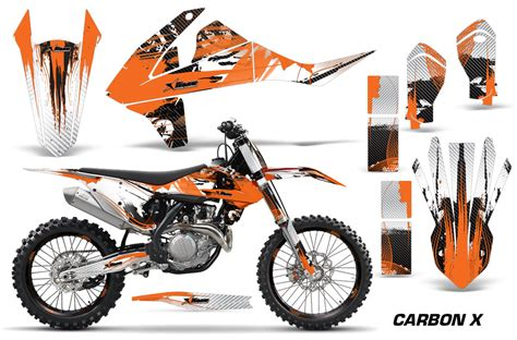 Decal Ktm 250 2016 Sx F Xc F 250 350 450 Ktm Motocross Graphic Decal
