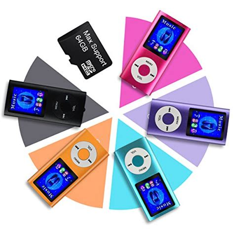 Mp4 Player 64gb Special Alquran mymahdi digital compact and portable mp3 mp4 player