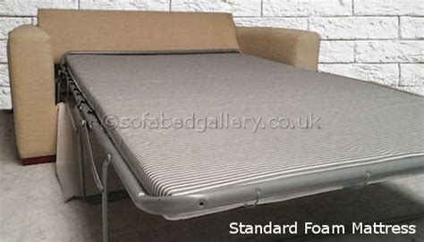 Replacement Sofa Bed Mattress Uk Sofa Bed Replacement Mattress 180 X 115cm Foam Sofabed Gallery Quality Item Ebay