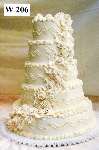 Wedding Cake Bakery by Carlo S Bakery Buttercream Wedding Cake Designs