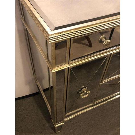 Regency Nightstand by 1960s Regency Large Nightstand 1st Source