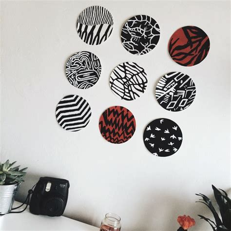 Decorative Band On A Wall by Decorate Your Wall Like This If You Are A Fan Of Twenty