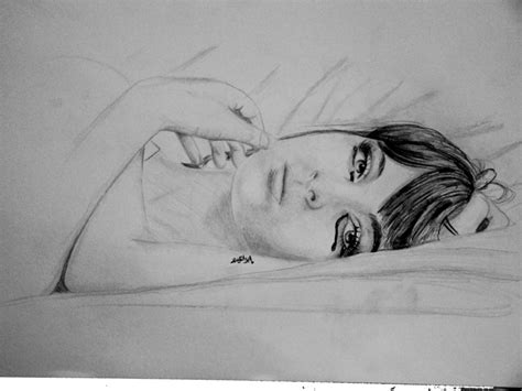crying in bed crying in the bed by the drawgrapher on deviantart