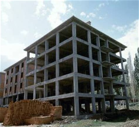 design concrete frame structure siday construction limited