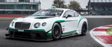 Bentley Motorsport Bentley Motorsport Signs Team Racing Continental