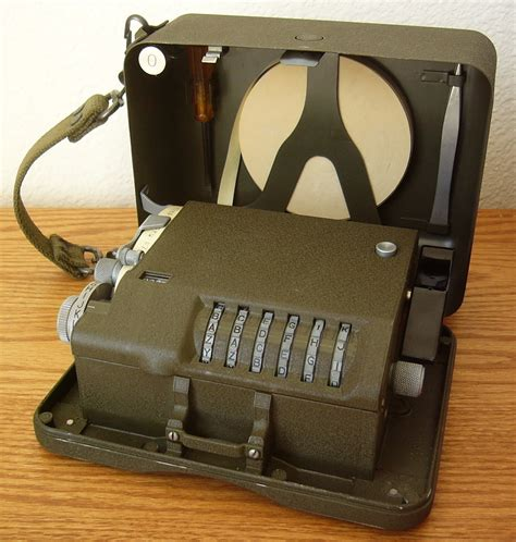 cipher machines the m 209 cipher machine group mark s tech journal