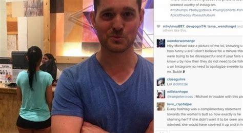 michael buble instagram michael bubl 232 fa infuriare i fans su instagram sei