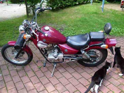 Yamaha Motorrad 125 Ccm Chopper Neu by Rex Chopper 125 Ccm Mit Neu T 252 V Lkrad Motorrad Bestes
