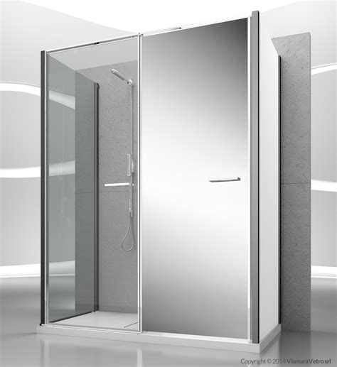 doccia vismara shower cabin with storage container t33 by