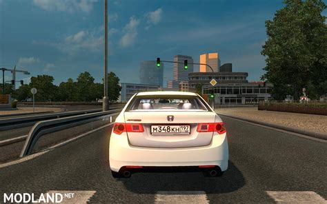 mod car game euro truck simulator 2 honda accord mod for ets 2