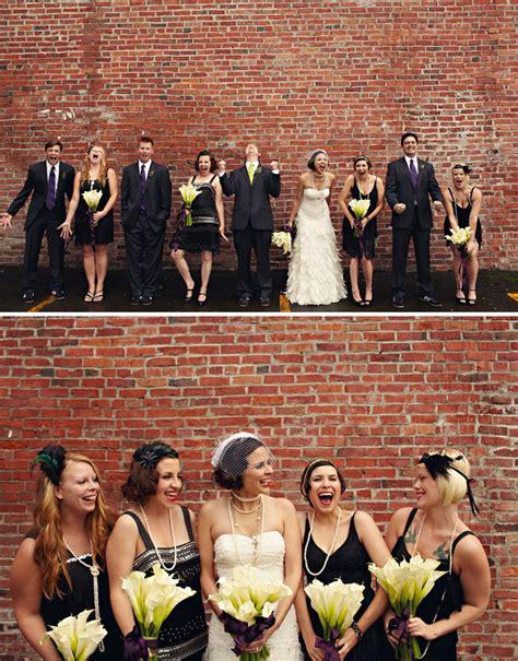 real wedding jen matt s glamorous 1920 s inspired wedding green wedding shoes weddings