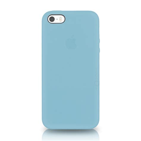 apple iphone 5 5s leather blue a4c